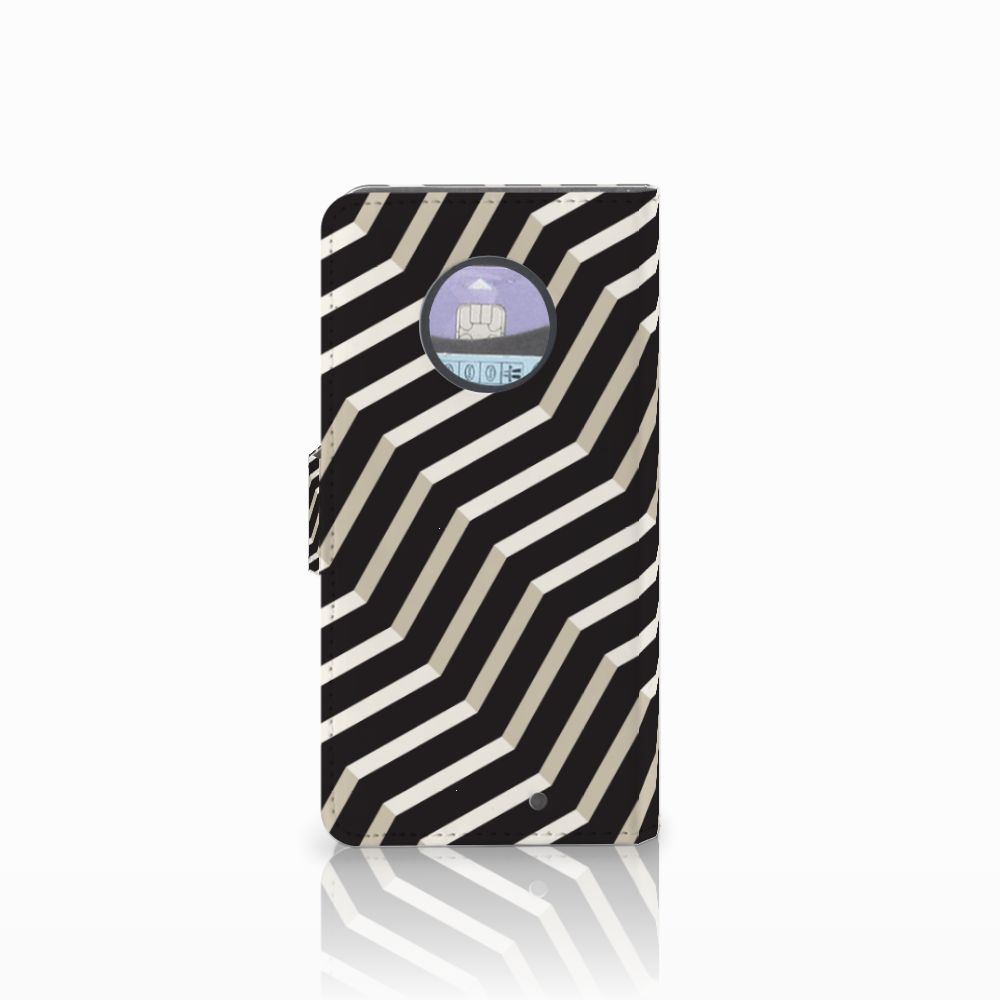 Motorola Moto X4 Bookcase Illusion