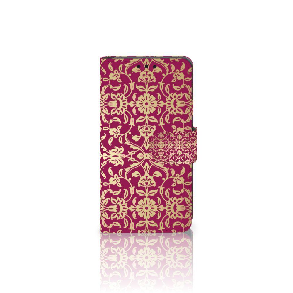 LG X Style Boekhoesje Design Barok Pink
