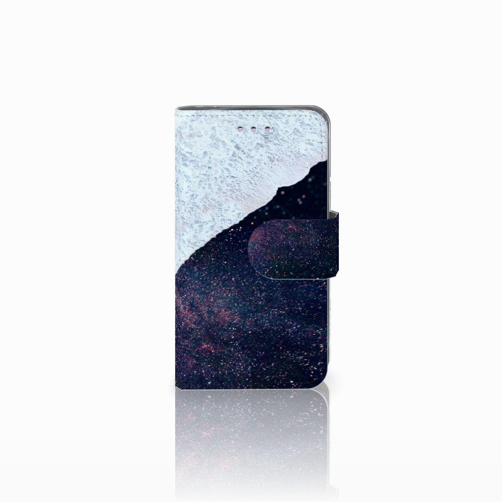 Samsung Galaxy S3 Mini Bookcase Sea in Space