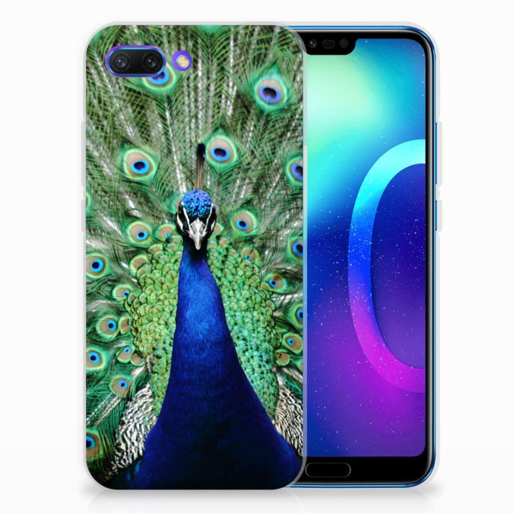 Huawei Honor 10 TPU Hoesje Design Pauw