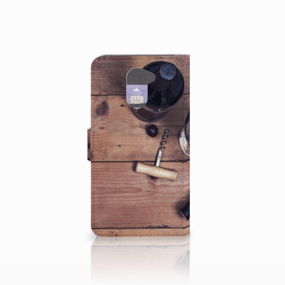 Huawei Y7 2017 | Y7 Prime 2017 Book Cover Wijn