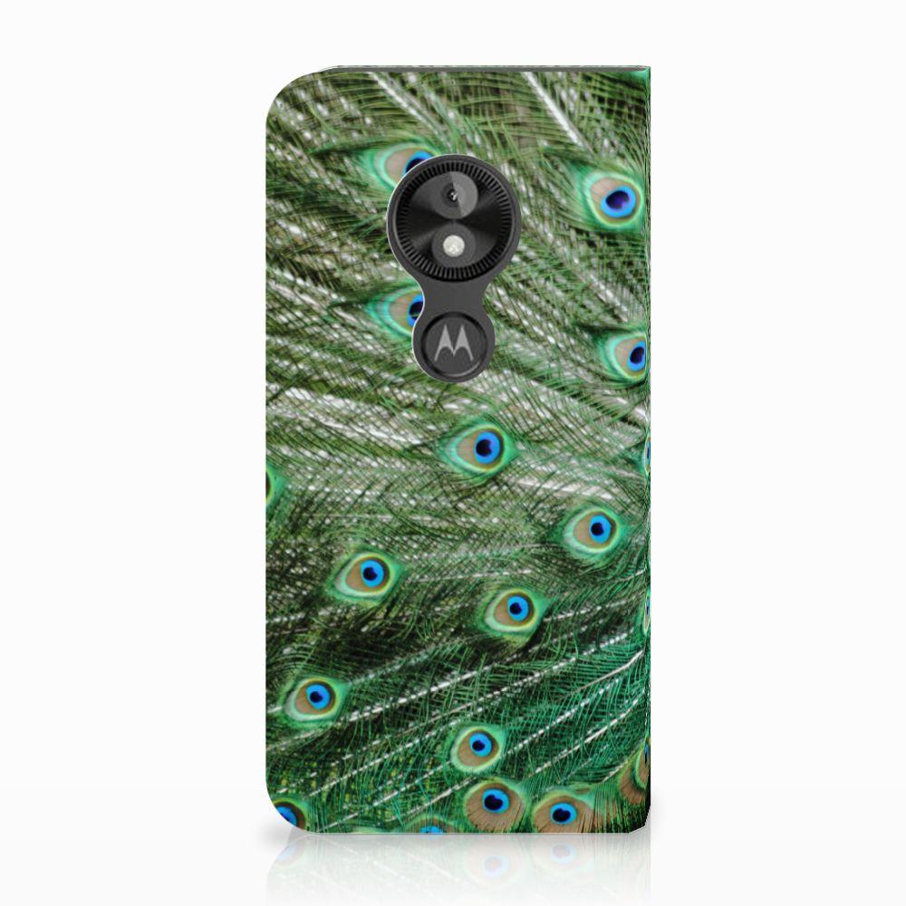 Motorola Moto E5 Play Standcase Hoesje Design Pauw