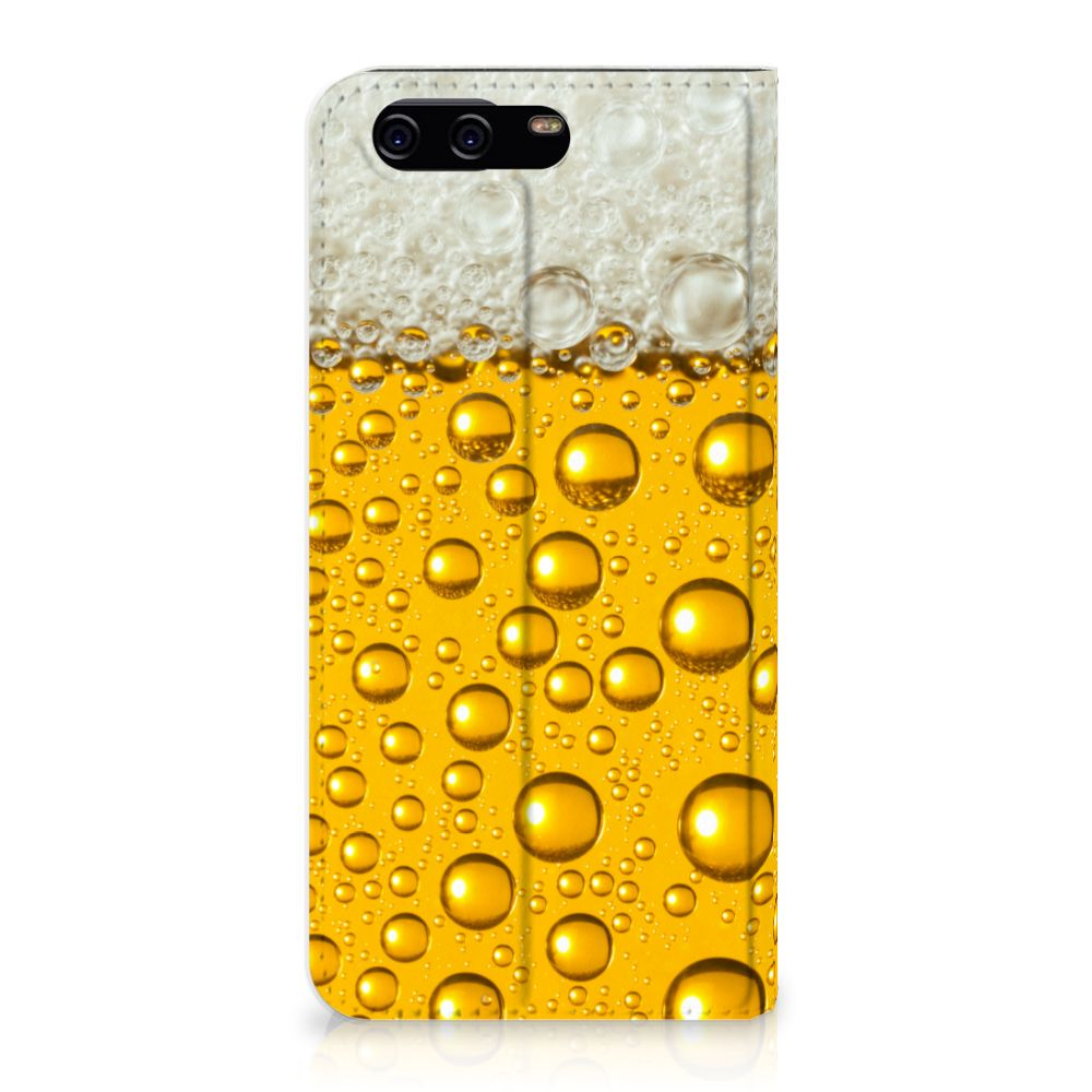 Huawei P10 Uniek Standcase Hoesje Bier