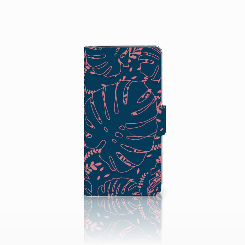 Sony Xperia X Boekhoesje Design Palm Leaves