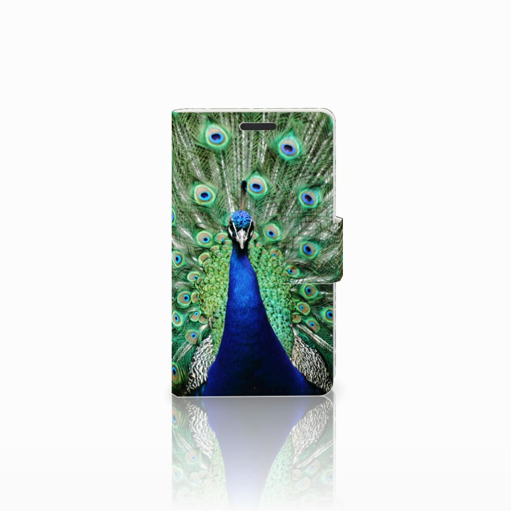 Microsoft Lumia 435 Boekhoesje Design Pauw