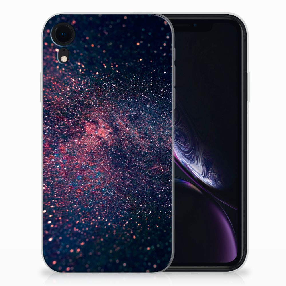 Apple iPhone Xr TPU Hoesje Stars