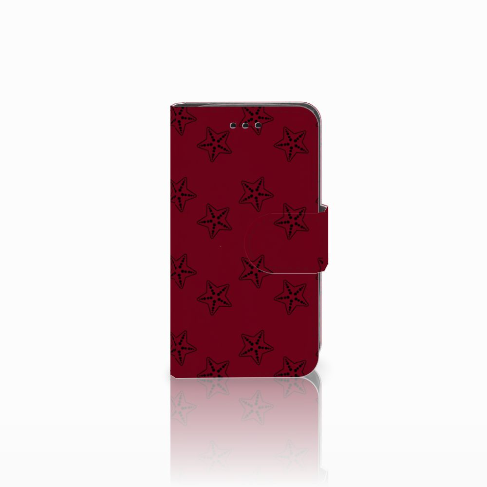 Samsung Galaxy Trend 2 Uniek Boekhoesje Sterren