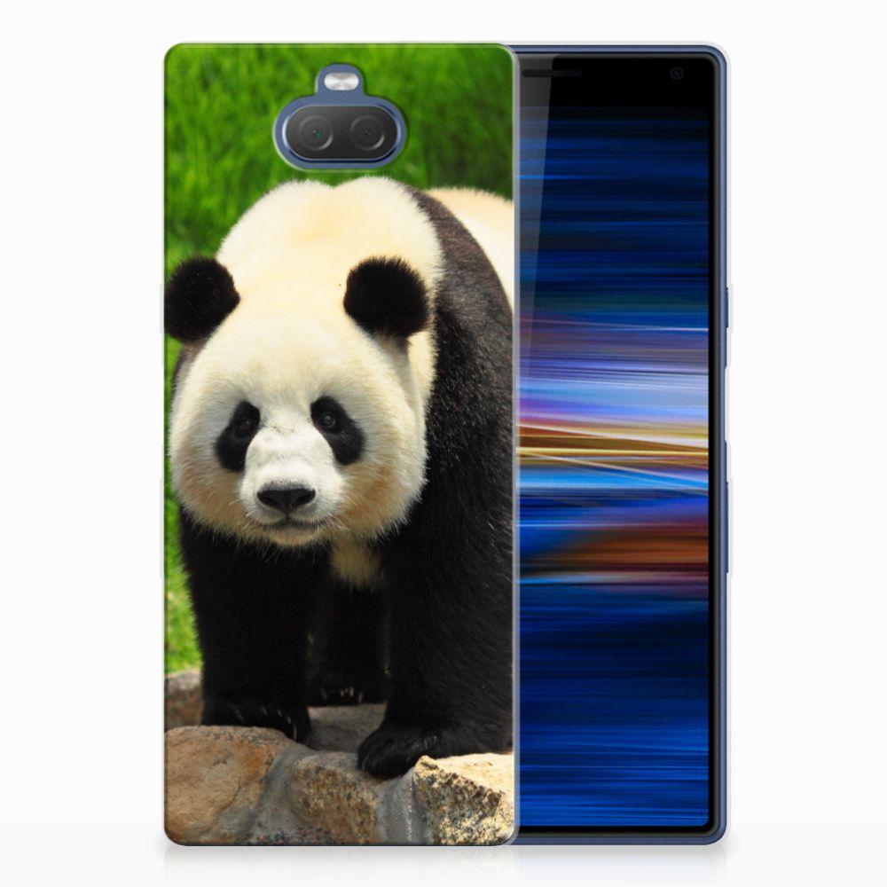 Sony Xperia 10 Plus Leuk Hoesje Panda