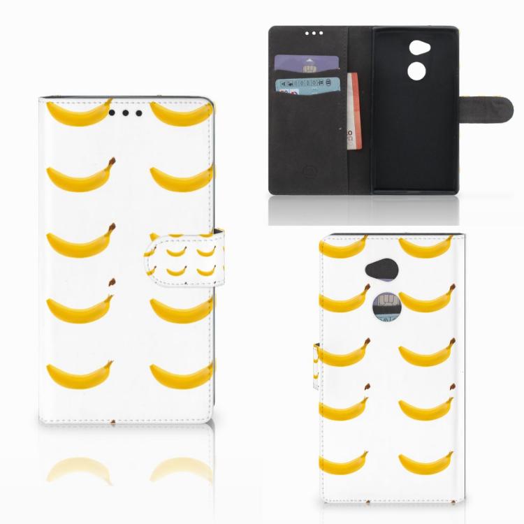 Sony Xperia XA2 Ultra Book Cover Banana
