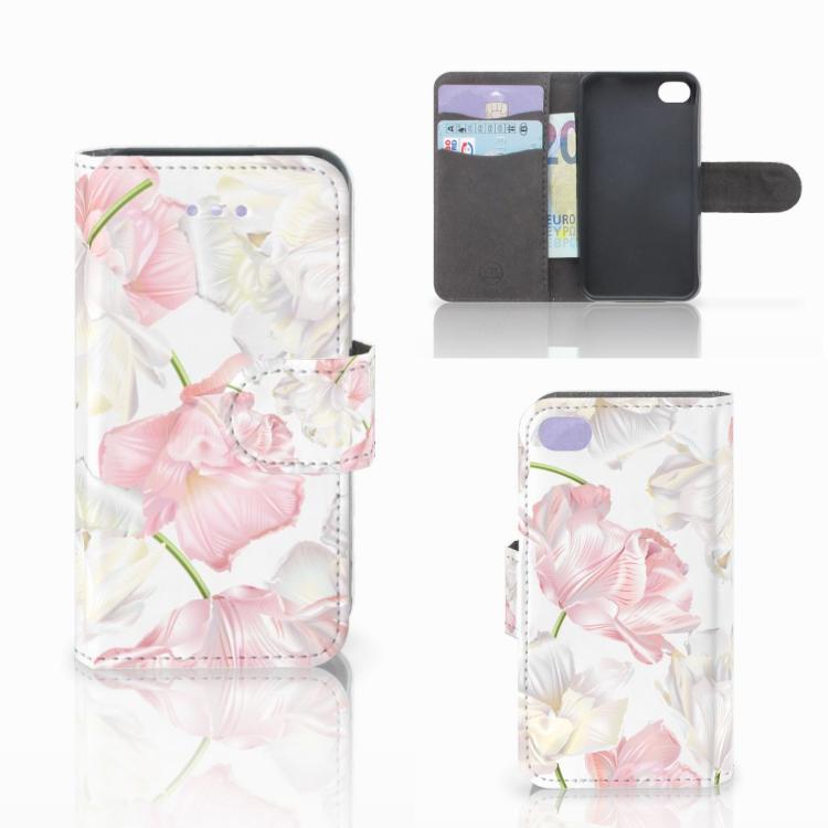 Apple iPhone 4 | 4S Hoesje Lovely Flowers