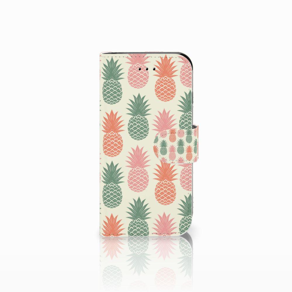 Apple iPhone 6 | 6s Boekhoesje Design Ananas