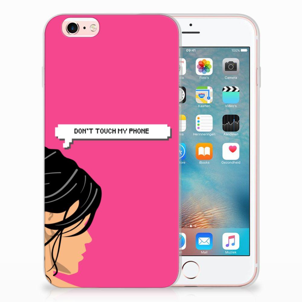 Apple iPhone 6 | 6s Uniek TPU Hoesje Woman DTMP
