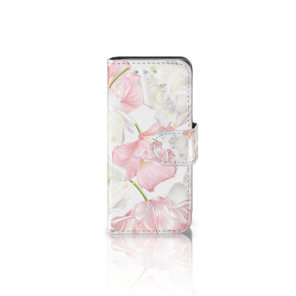 Samsung Galaxy S4 Mini i9190 Boekhoesje Design Lovely Flowers