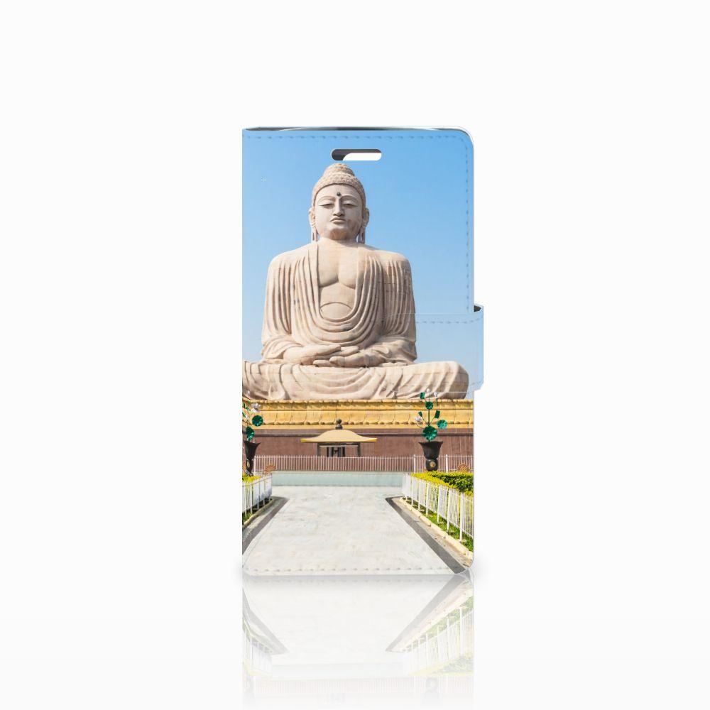 LG K10 2015 Boekhoesje Design Boeddha