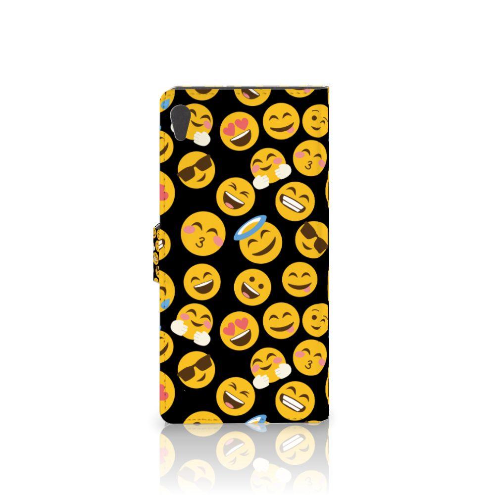 Sony Xperia XA Ultra Telefoon Hoesje Emoji