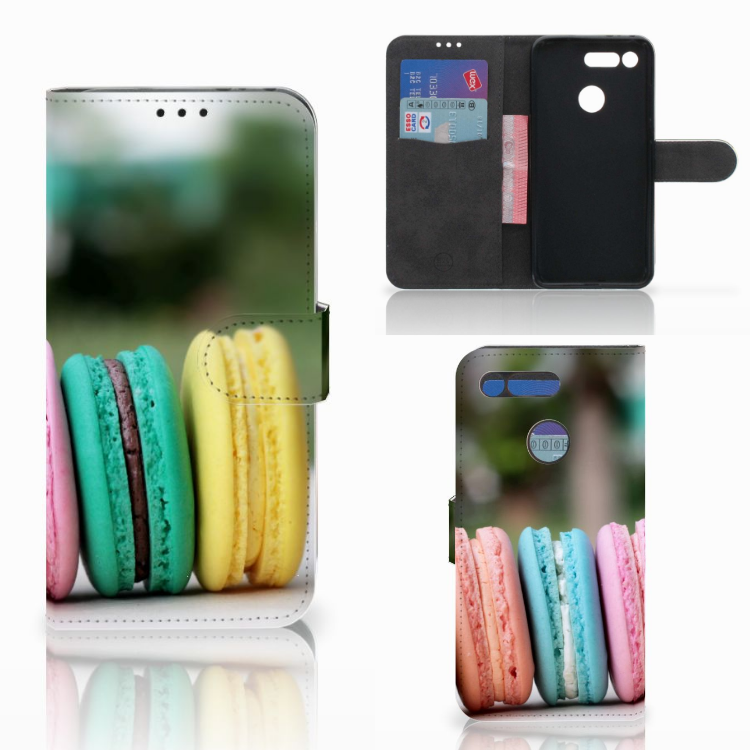 Honor View 20 Book Cover Macarons