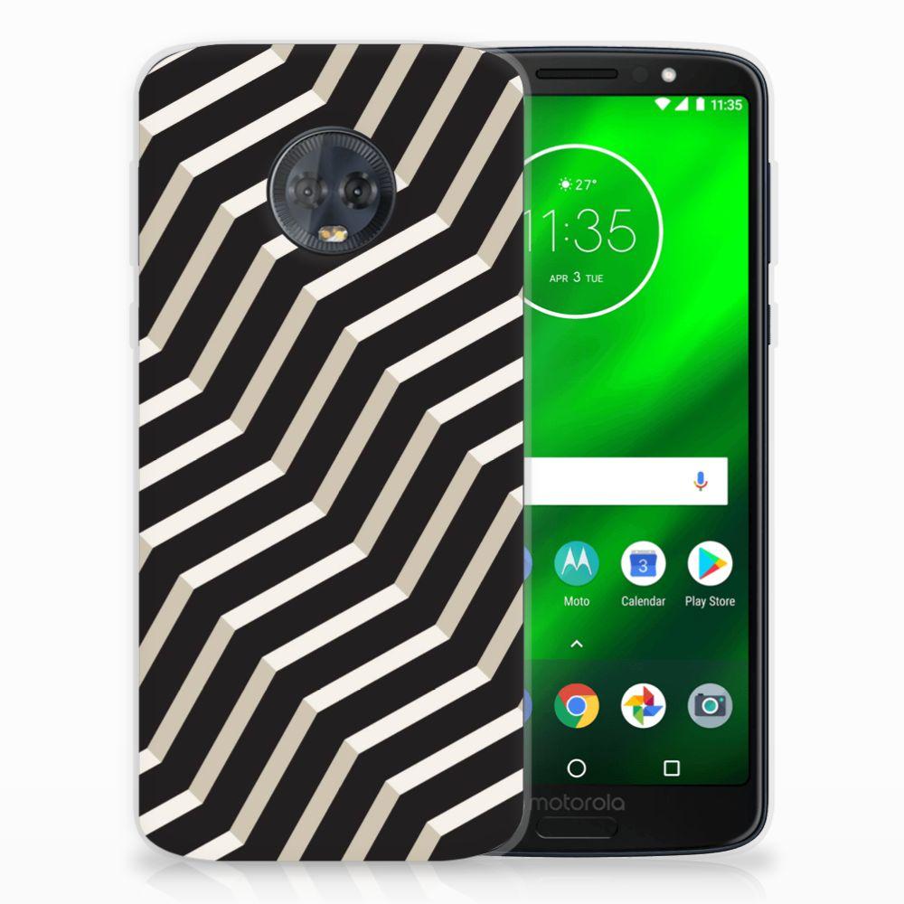 Motorola Moto G6 Plus TPU Hoesje Illusion