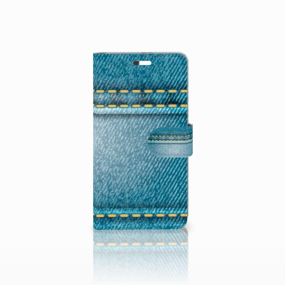 Huawei P9 Plus Boekhoesje Design Jeans