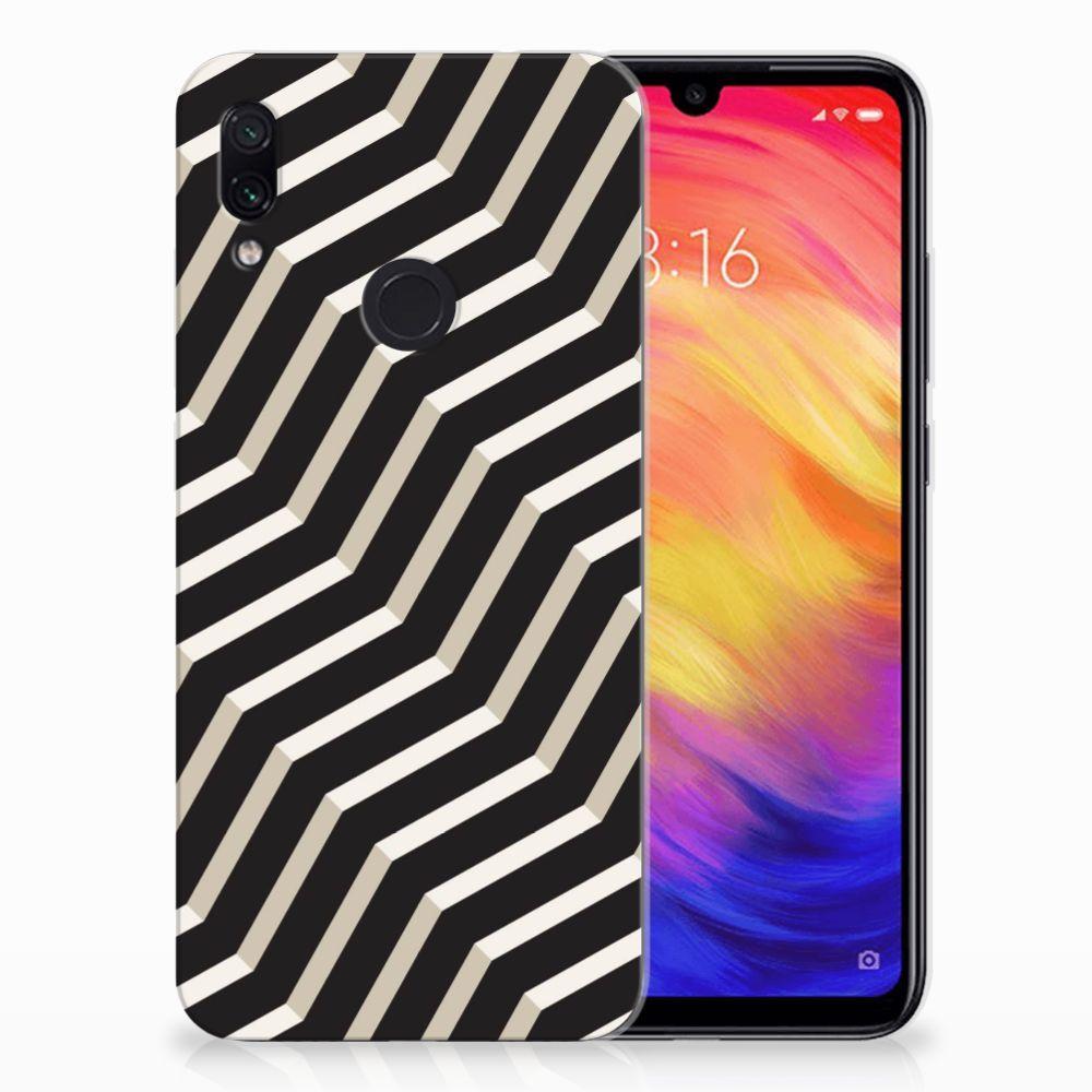 Xiaomi Redmi Note 7 TPU Hoesje Illusion