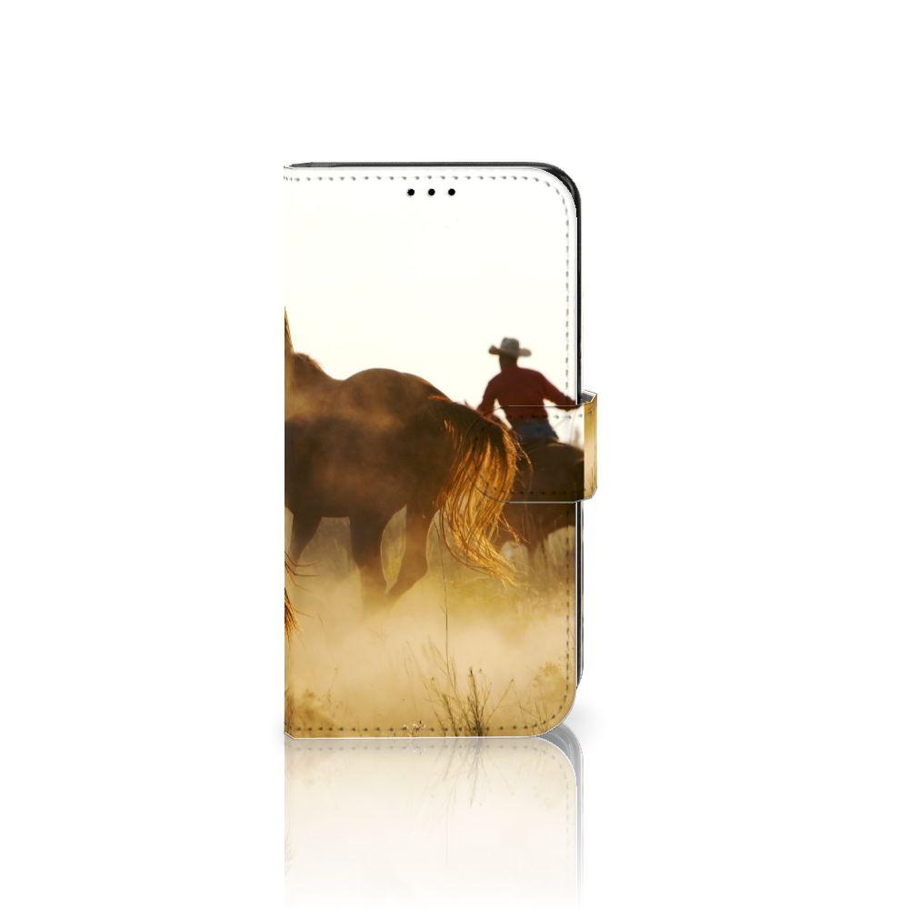 Samsung Galaxy S7 Edge Boekhoesje Design Cowboy