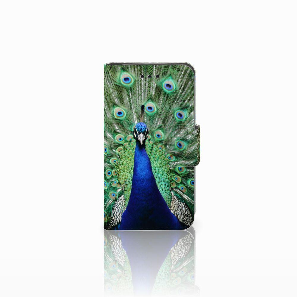 Samsung Galaxy Trend 2 Boekhoesje Design Pauw