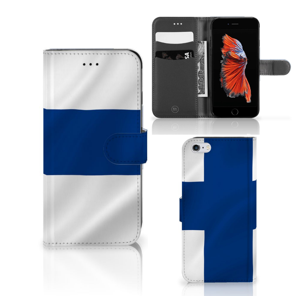 Apple iPhone 6 Plus | 6s Plus Bookstyle Case Finland