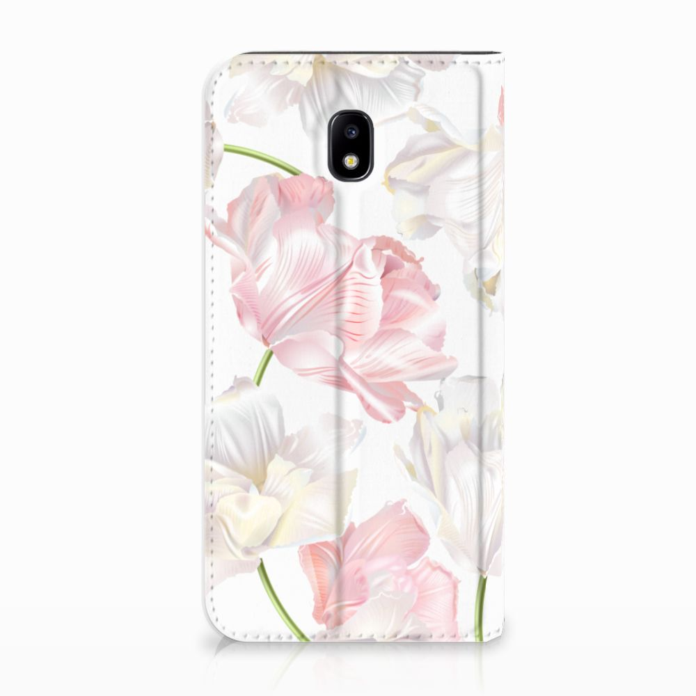 Samsung Galaxy J5 2017 Standcase Hoesje Design Lovely Flowers