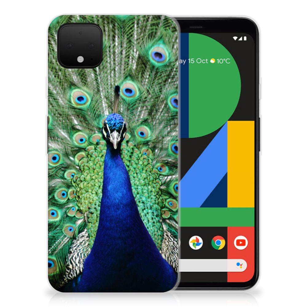 Google Pixel 4 XL TPU Hoesje Pauw