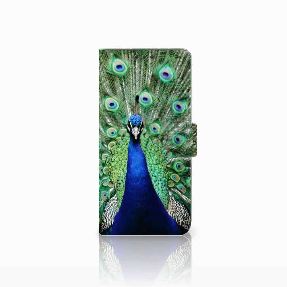 Sony Xperia Z5 Premium Boekhoesje Design Pauw
