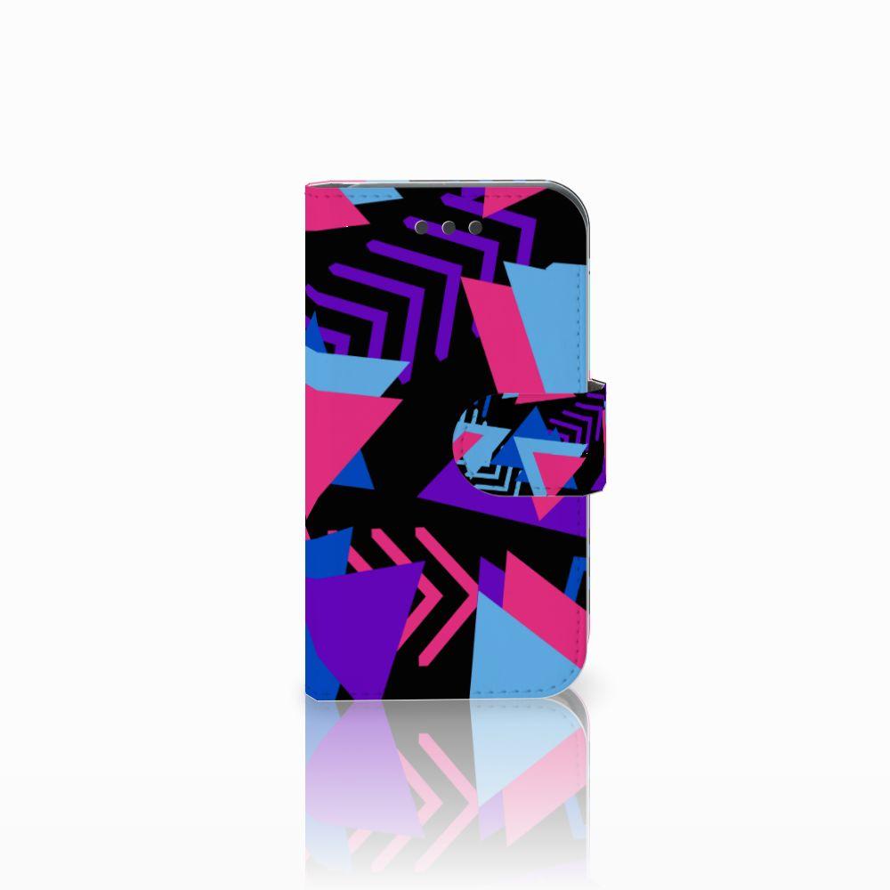 Samsung Galaxy Core 2 Boekhoesje Design Funky Triangle