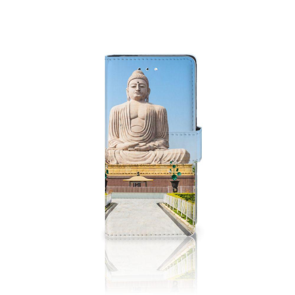 Huawei P9 Boekhoesje Design Boeddha