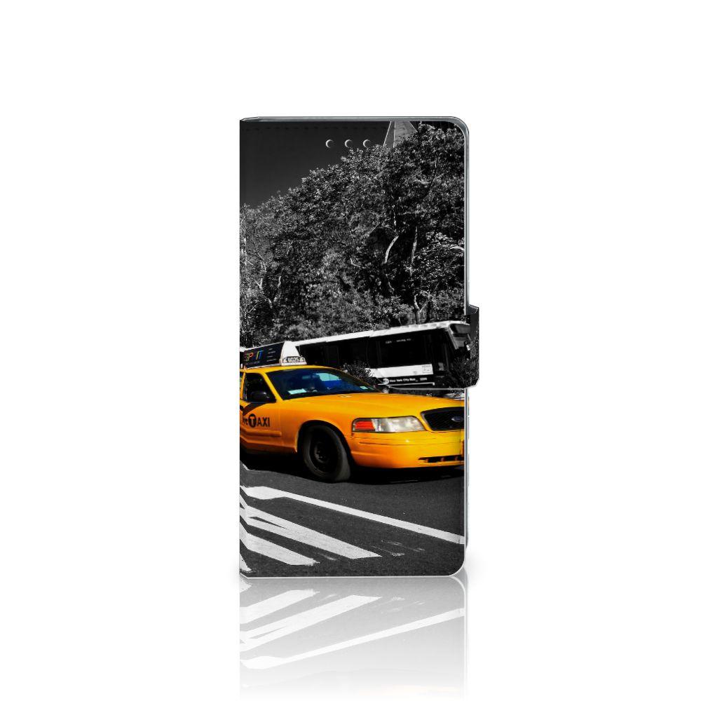 Sony Xperia XA1 Ultra Boekhoesje Design New York Taxi