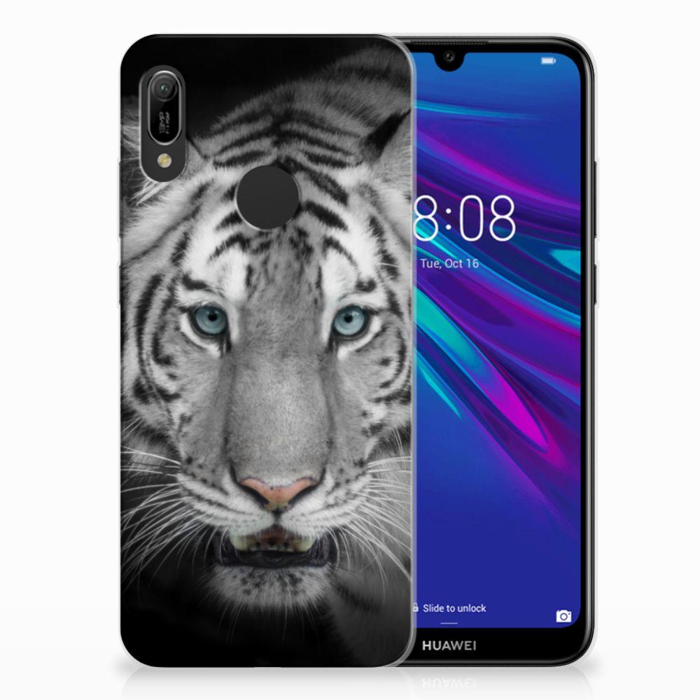 Huawei Y6 2019 | Y6 Pro 2019 Leuk Hoesje Tijger