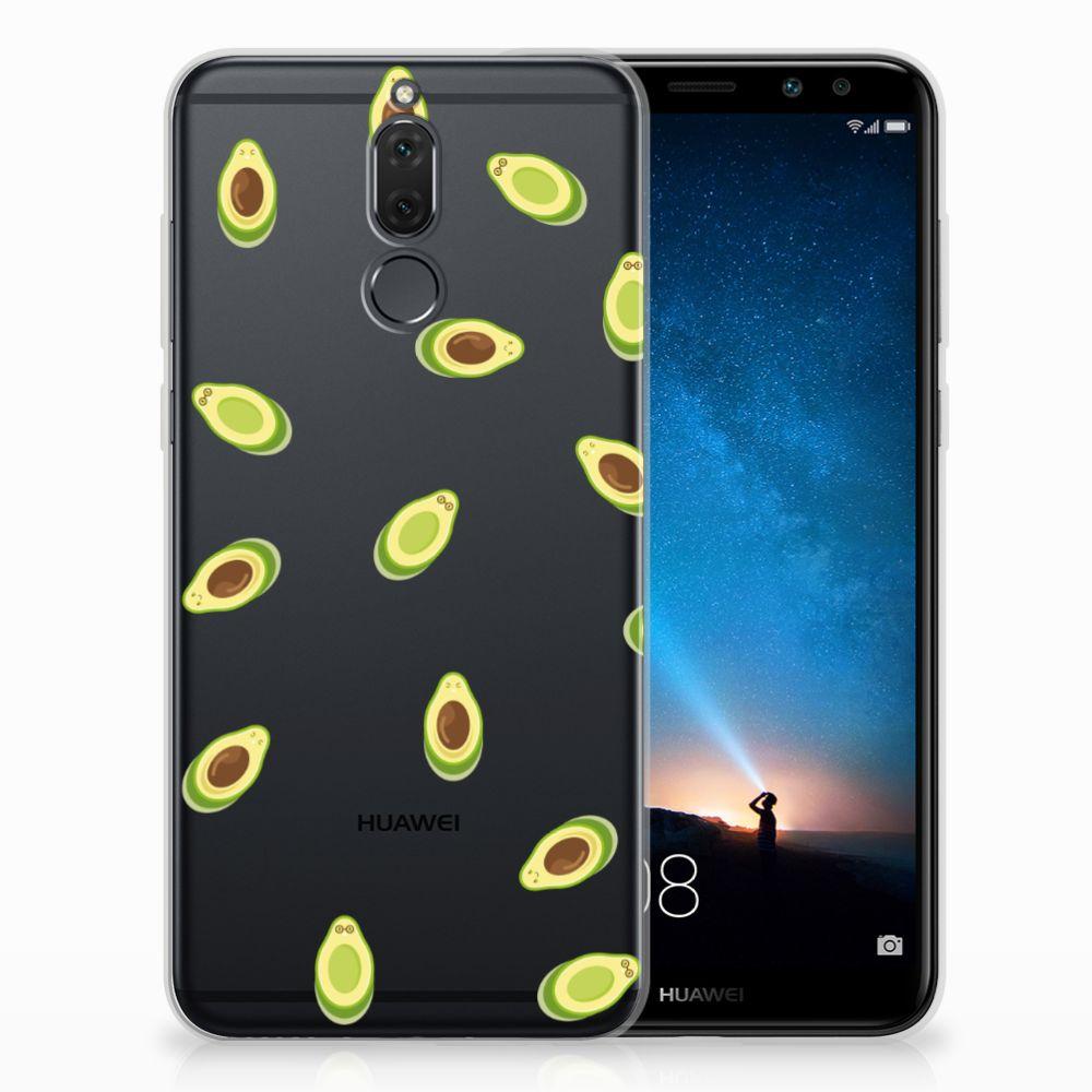 Huawei Mate 10 Lite Siliconen Case Avocado