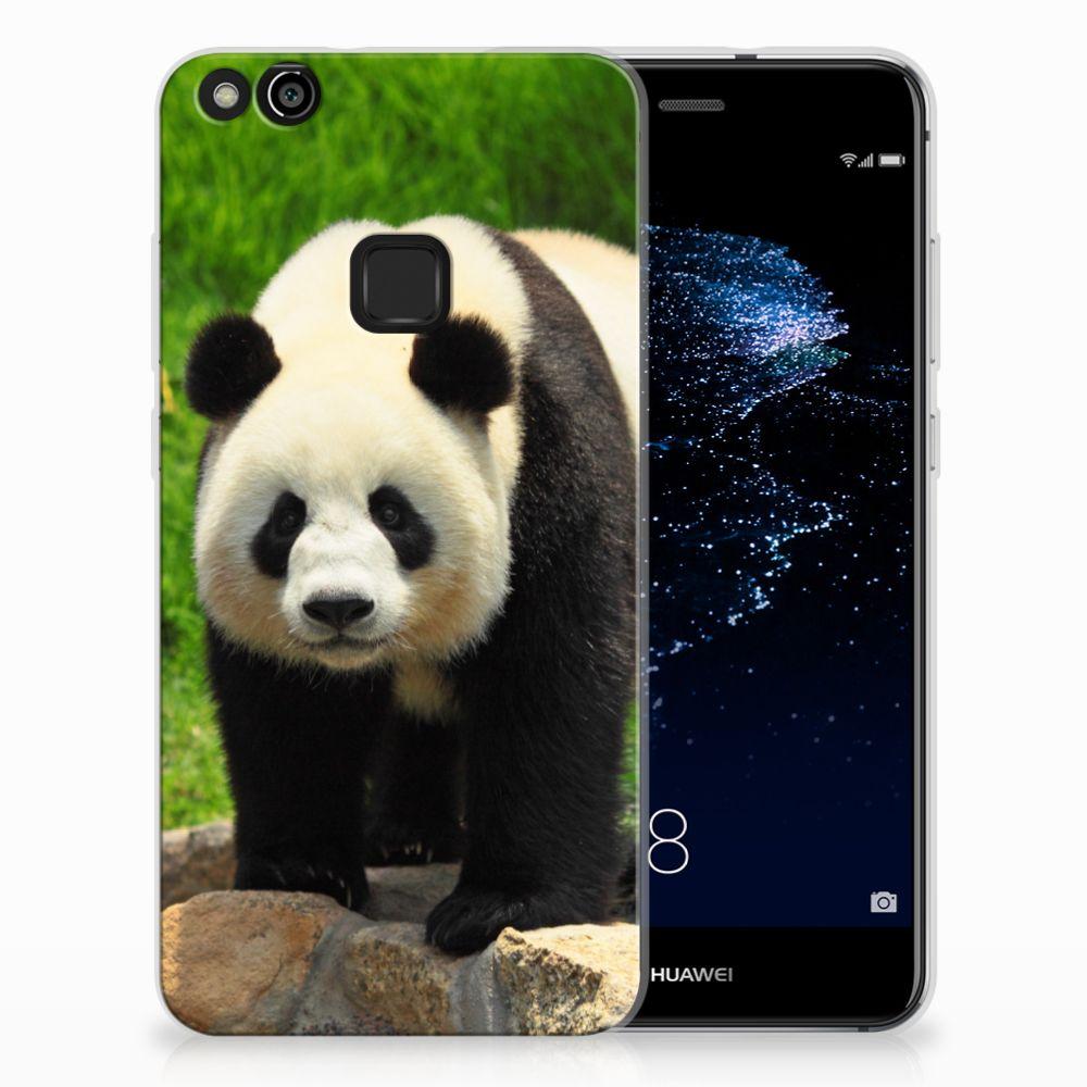 Huawei P10 Lite TPU Hoesje Design Panda