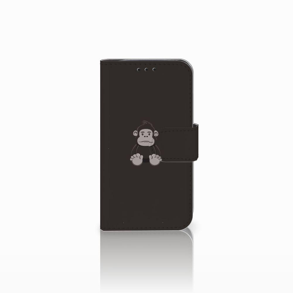 LG L90 Uniek Boekhoesje Gorilla