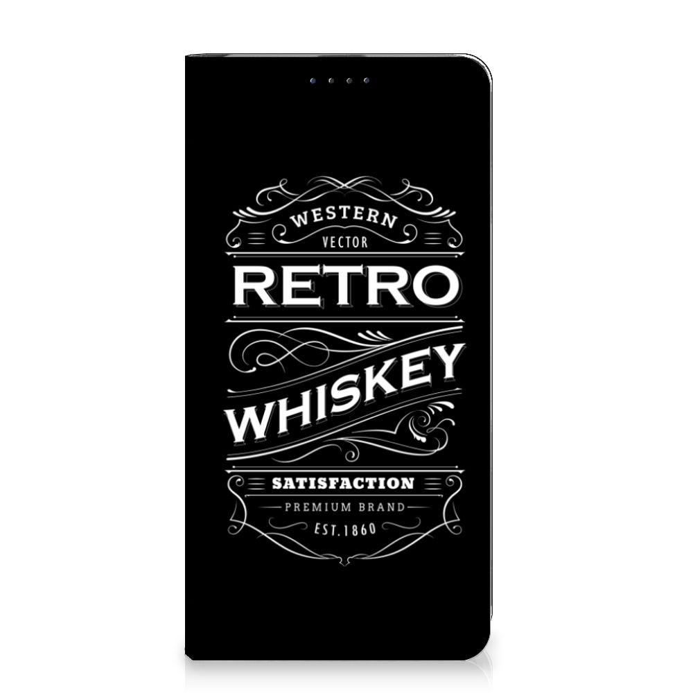 Samsung Galaxy A20e Flip Style Cover Whiskey