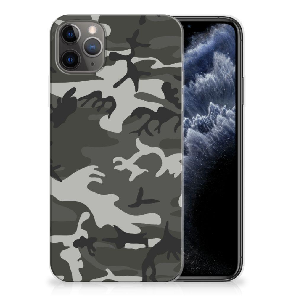 Apple iPhone 11 Pro Max TPU bumper Army Light