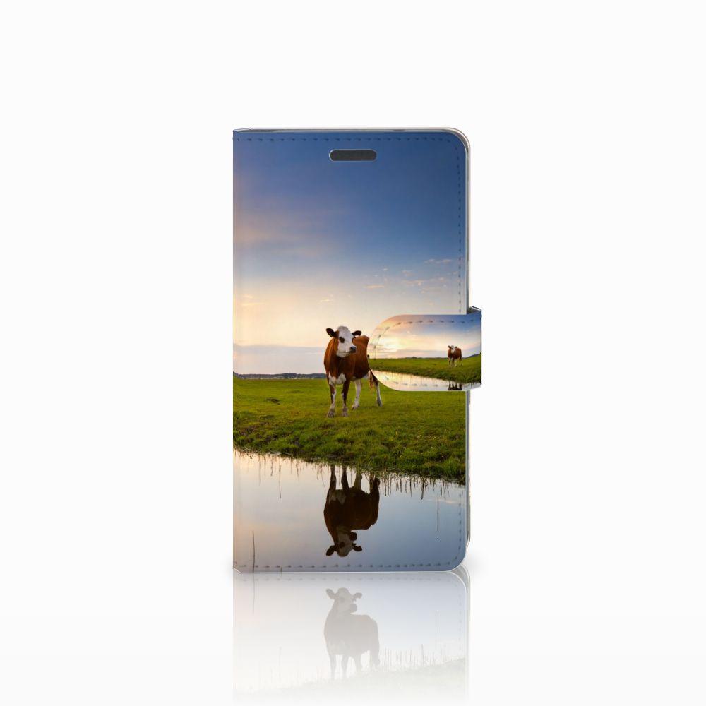 LG X Power Boekhoesje Design Koe