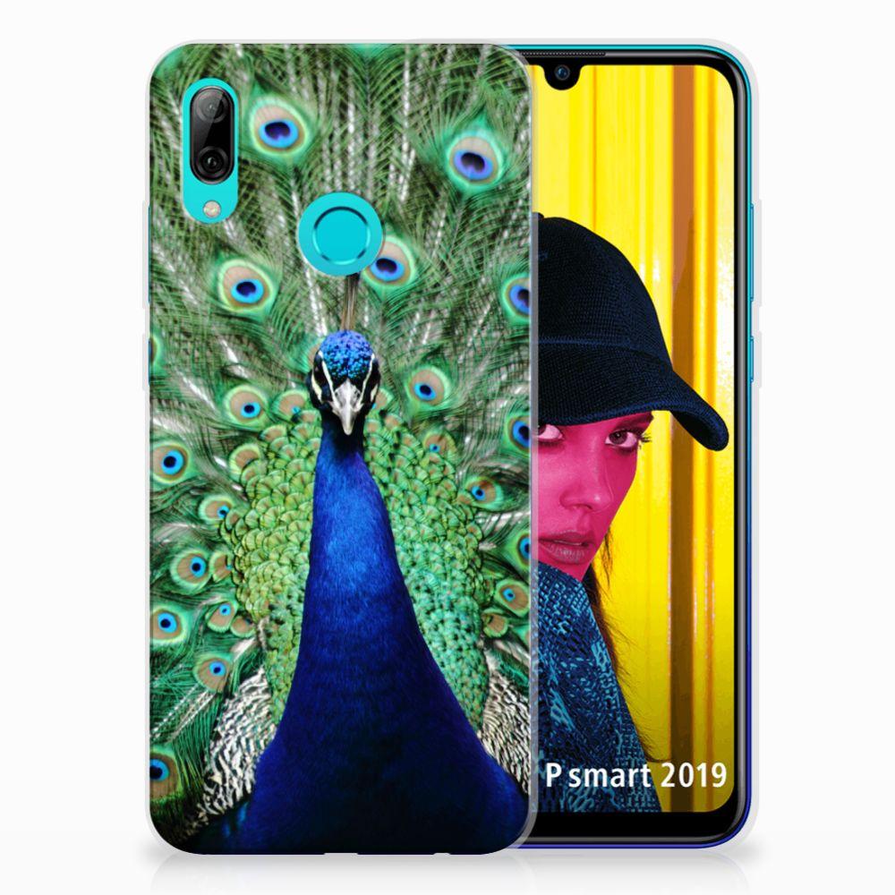 Huawei P Smart 2019 TPU Hoesje Pauw