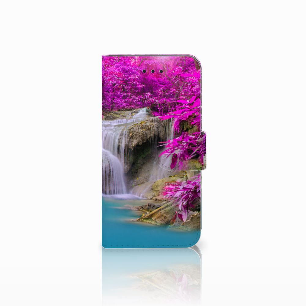 Apple iPhone X | Xs Uniek Boekhoesje Waterval