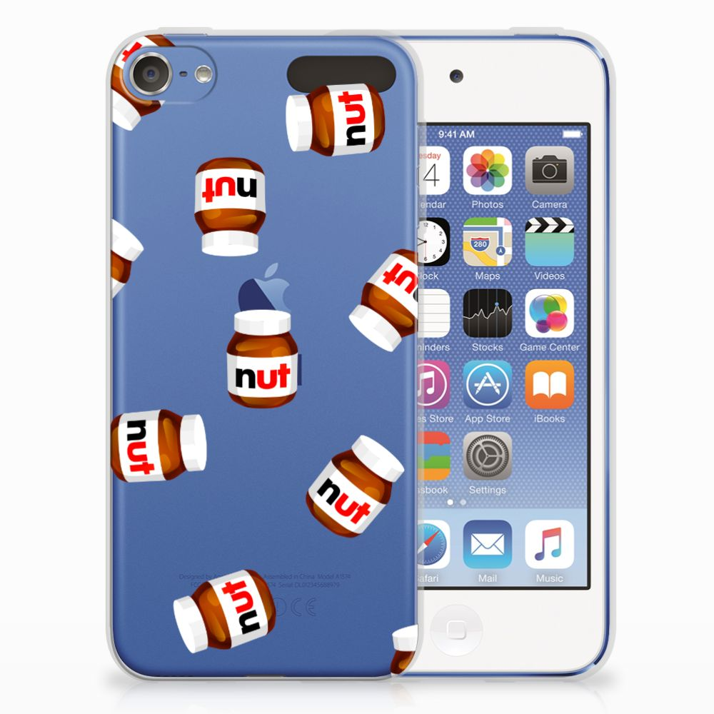 Apple iPod Touch 5 | 6 Siliconen Case Nut Jar