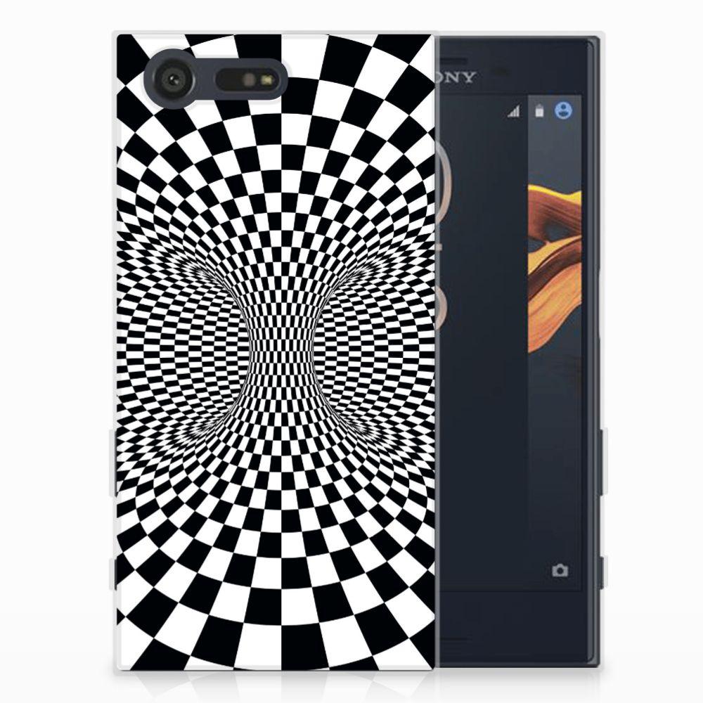 Sony Xperia X Compact TPU Hoesje Illusie