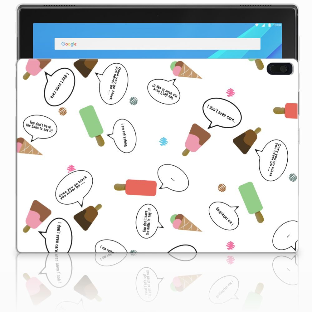 Lenovo Tab 4 10.1 Tablet Cover IJsjes