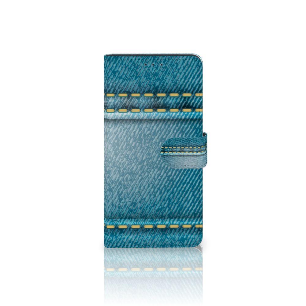 Motorola Moto Z Play Boekhoesje Design Jeans