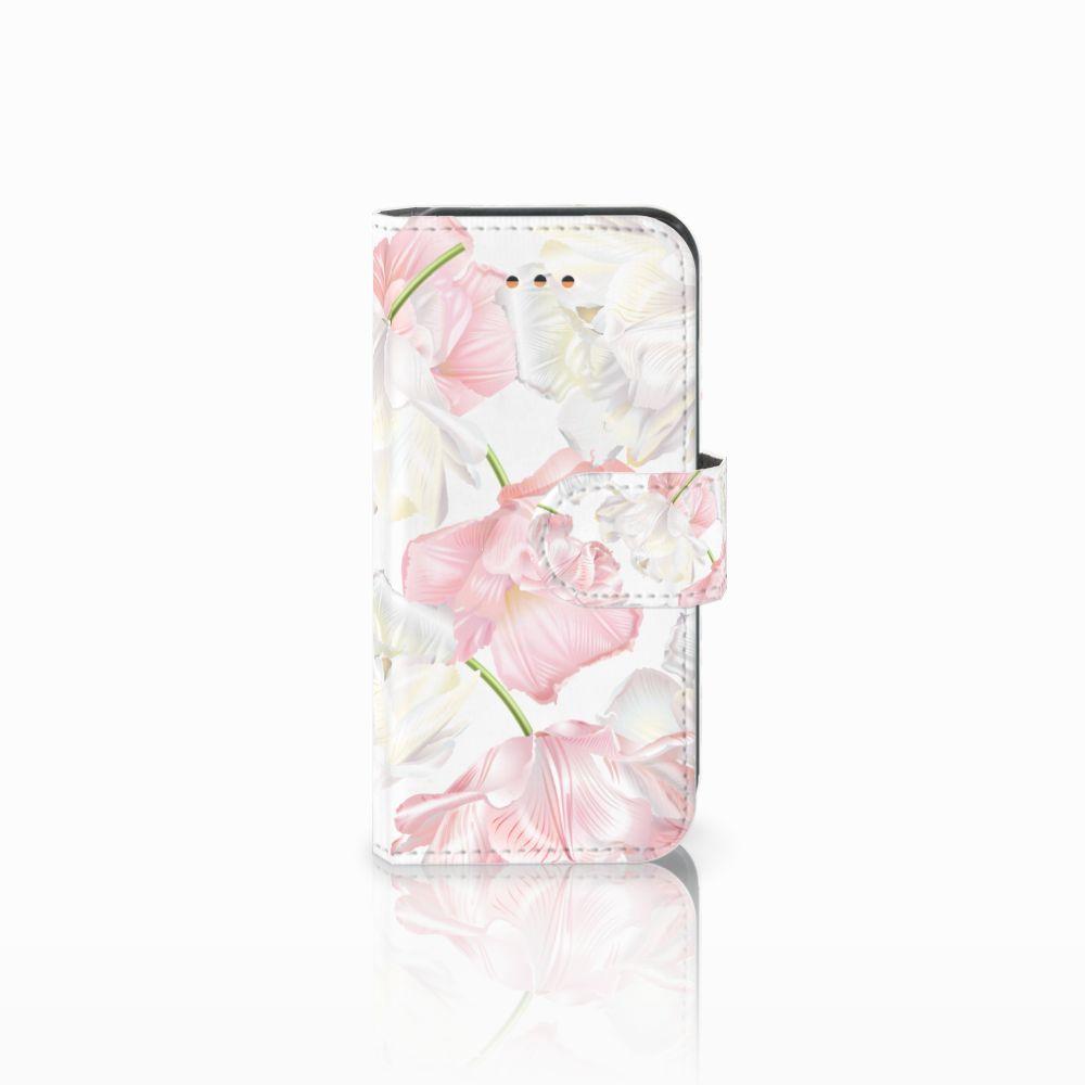 Apple iPhone 5C Boekhoesje Design Lovely Flowers