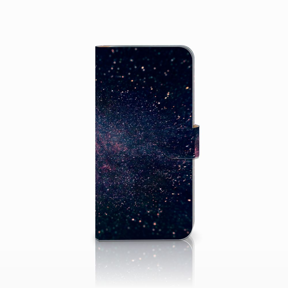 HTC Desire 10 Pro Bookcase Stars