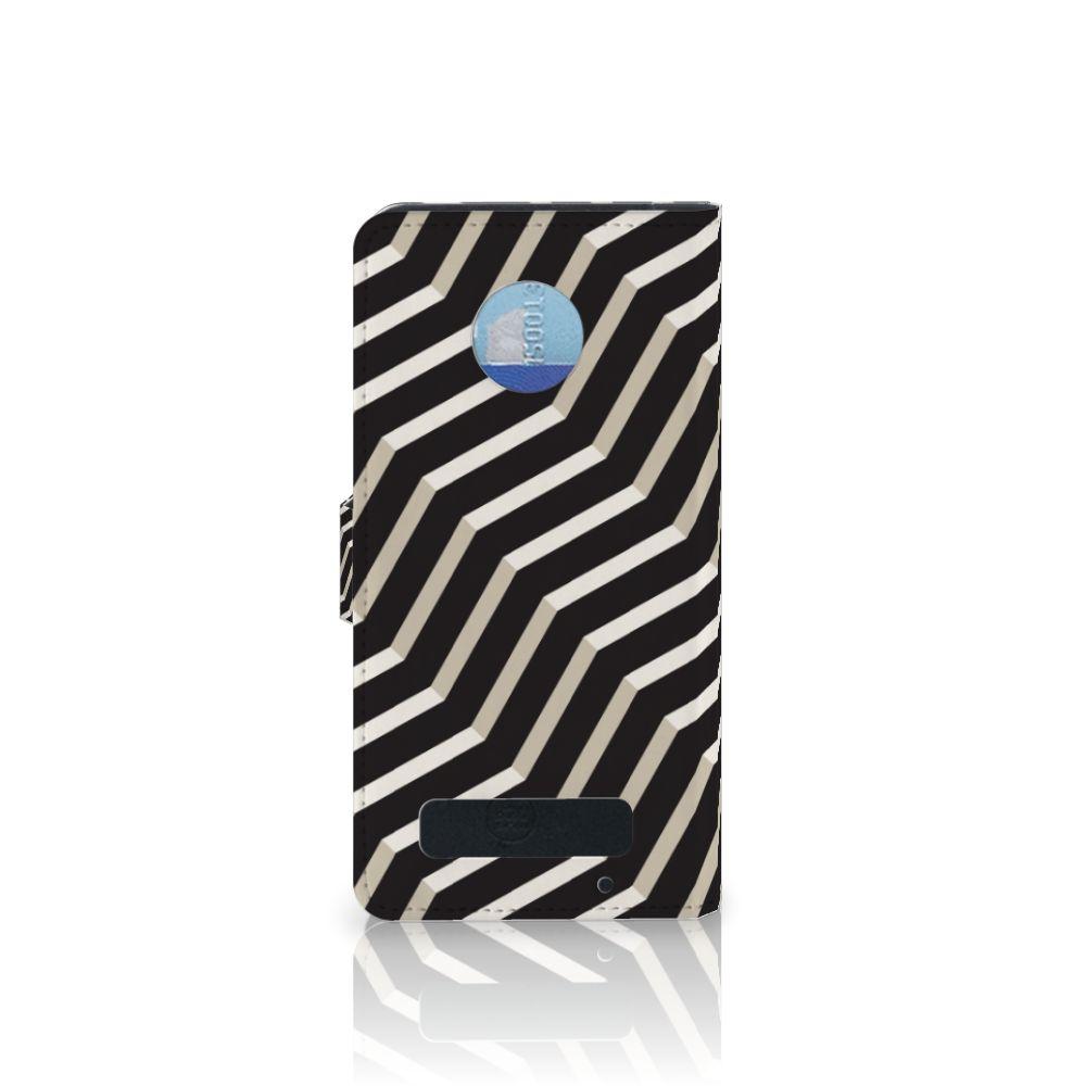 Motorola Moto Z Play Bookcase Illusion
