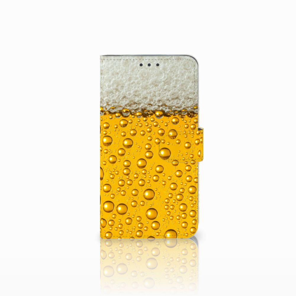 Motorola Moto E4 Plus Uniek Boekhoesje Bier