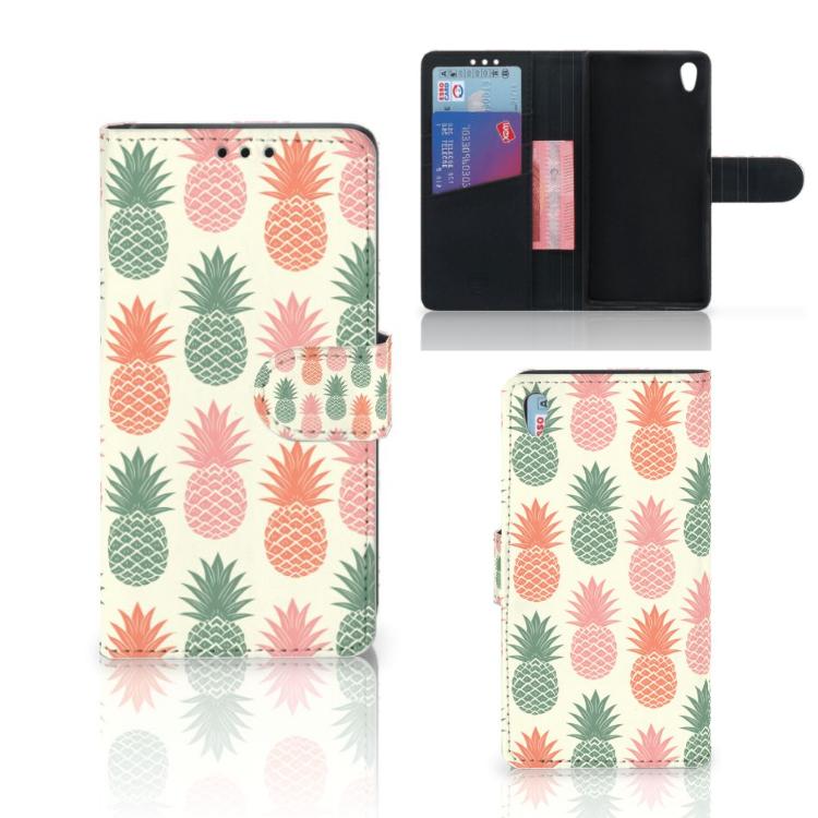 Sony Xperia Z5 | Z5 Dual Book Cover Ananas